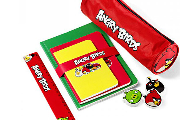 Angry Birds School Kit