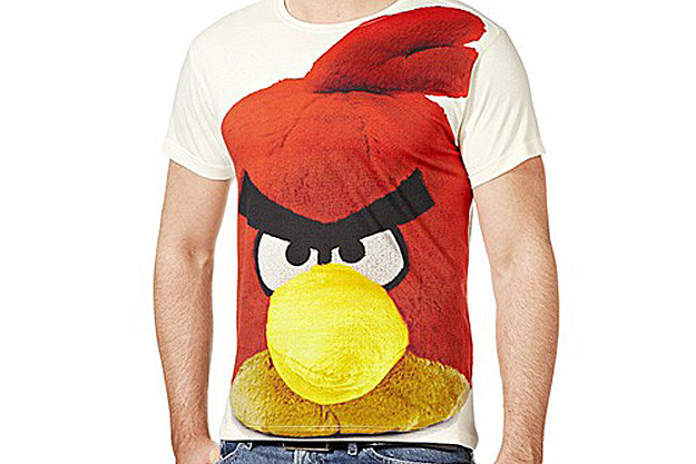 Angry Birds Men's T-shirt